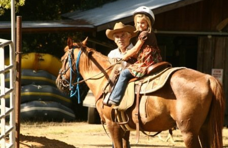 Horseback Riding at Marble Mountain Guest Ranch