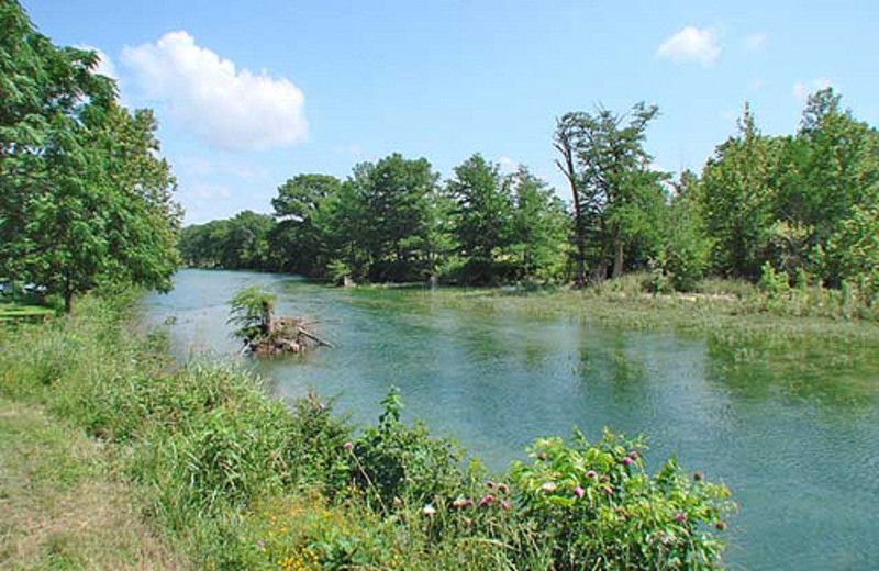 River View of Hill Country Resort