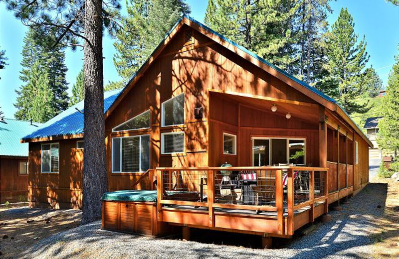 Cabin Retreat at Tahoe Signature Properties