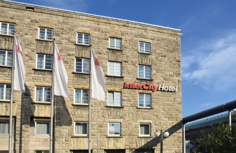 Exterior view of Inter City Hotel Stuttgart.