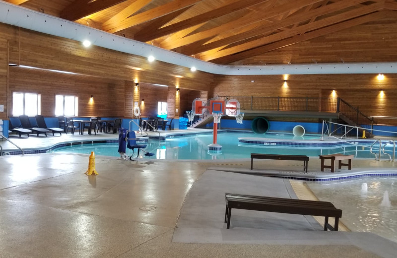 Pool at Thumper Pond Golf Course & Resort.
