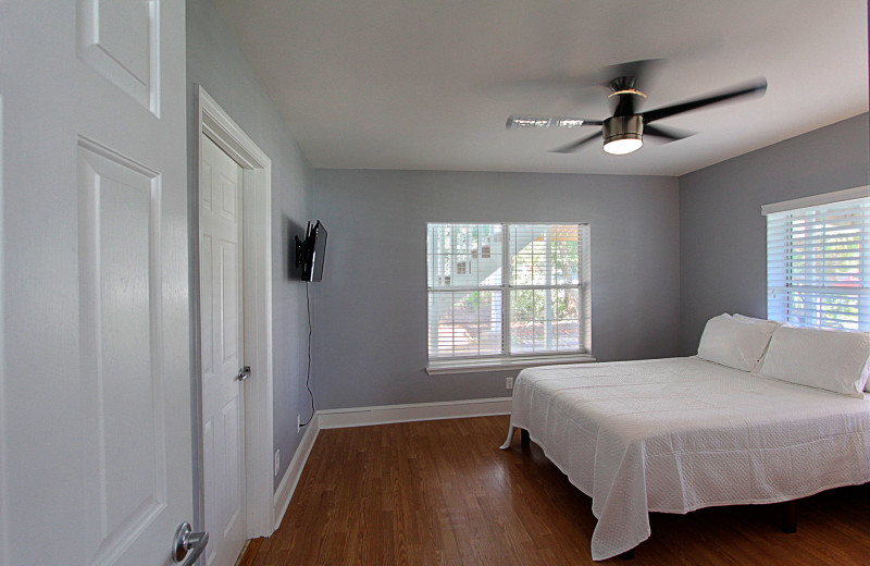 Bedroom at Palm Blvd 2403 Down.