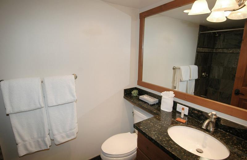 Rental bathroom at Frias Properties of Aspen - Chateau Eau Claire #20.