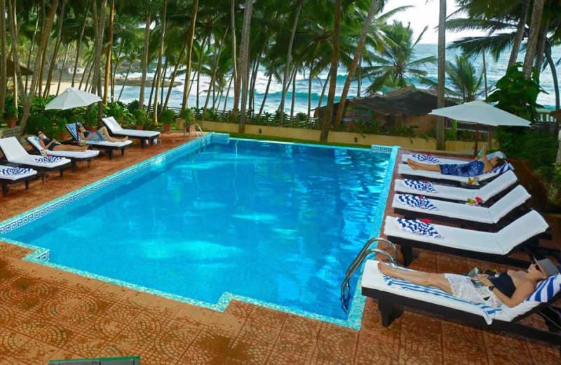 Outdoor pool at Cocunut Bay Beach Resorts.