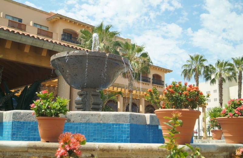 Exterior view of Royal Solaris - Los Cabos.