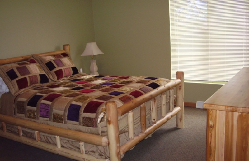 Guest Room at Pine Mountain Resort