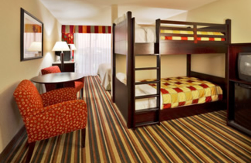 Kid's Suite at Holiday Inn Main Gate East