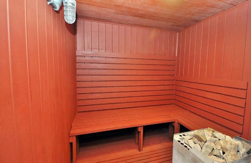 Sauna at Alicia J. Hollis, Realtor.