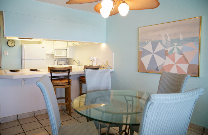 Vacation Rental at Island House Beach Front Condominiums