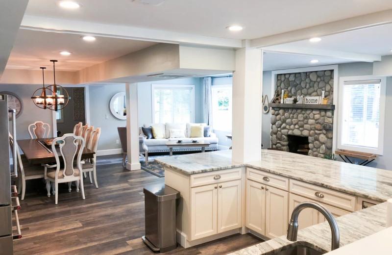 Rental interior at Northern Living - Luxurious Vacation Rentals.