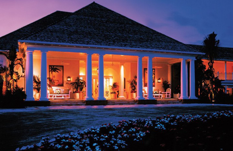 Exterior view of One&Only Ocean Club.