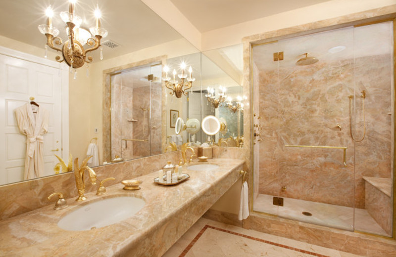 Luxury Bathroom at Santa Ynez Inn