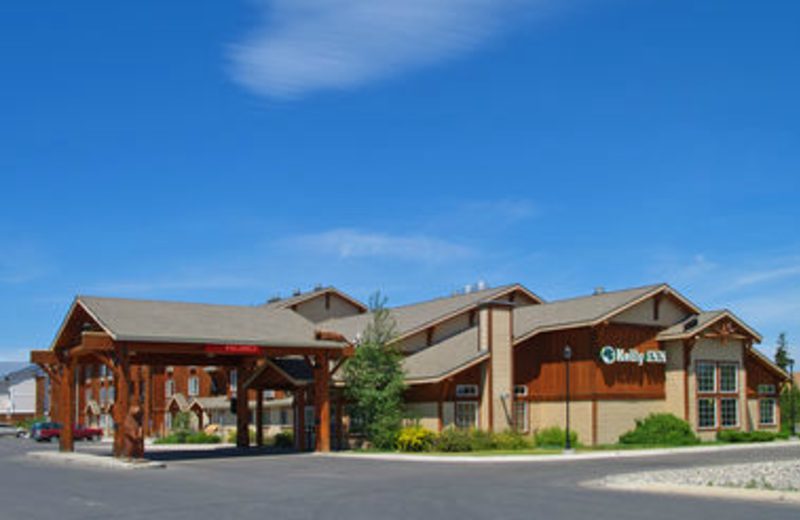 Exterior View of Kelly Inn West Yellowstone Hotel