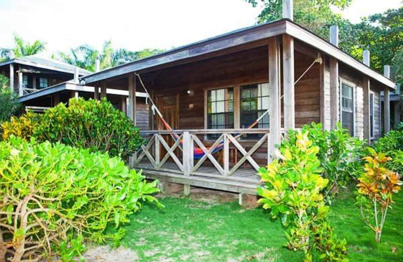 Exterior view of Las Rocas Resort.