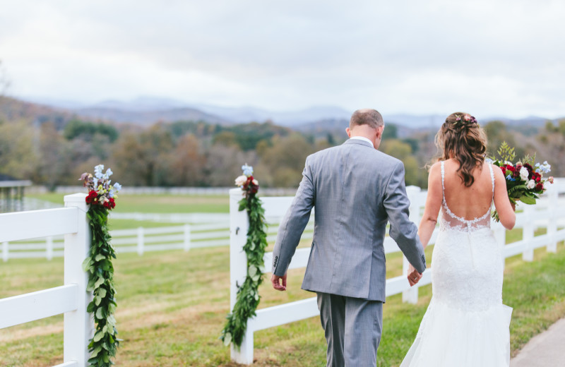 Fall Wedding at The Horse Shoe Farm