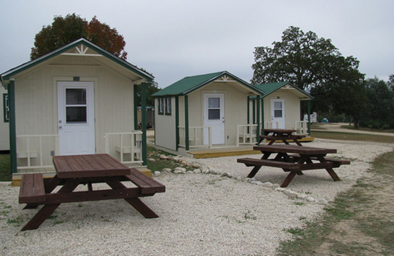 ... Cabins At Hill Country Resort ...