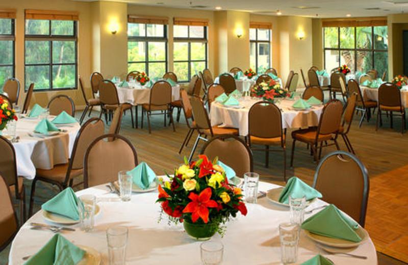 Dining at Catalina Canyon Resort & Spa.