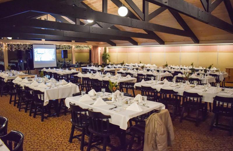 Meetings at Cragun's Resort and Hotel on Gull Lake.