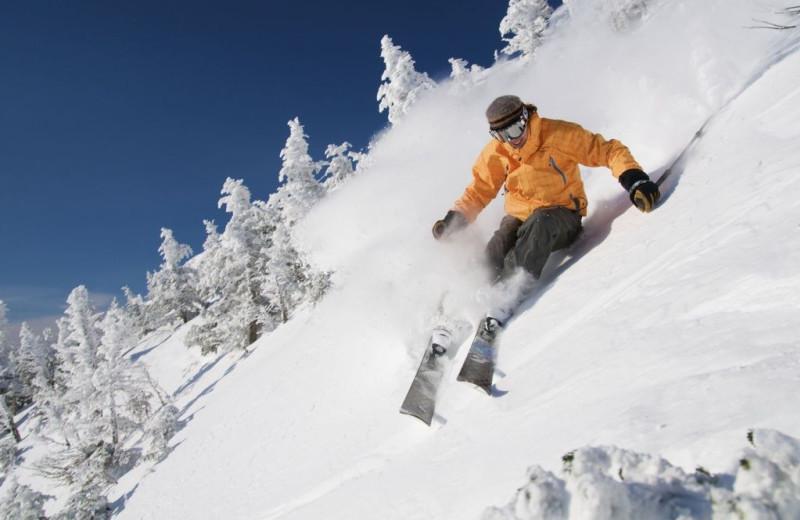 Ski near The Green Mountain Inn.