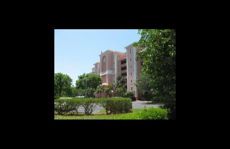 Vacation rental exterior at Sunshine Resort Rentals, LLC.