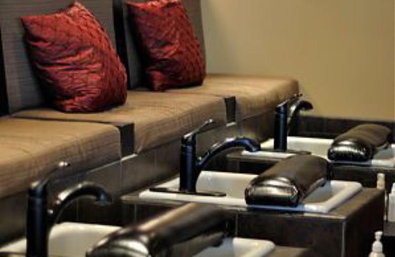 Spa Pedicures at JW Marriott Denver