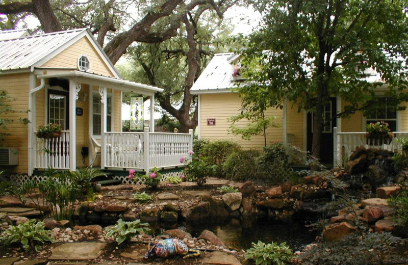 Exterior view of Pomegranate House B & B.