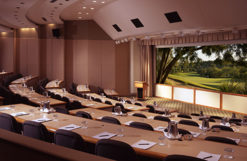 Meetings at Omni Barton Creek Resort & Spa.