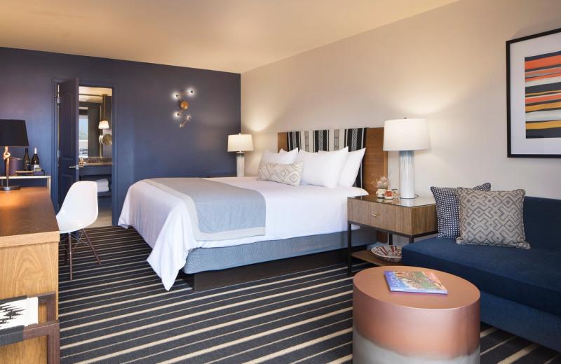 Guest room at Sky Rock Inn of Sedona.