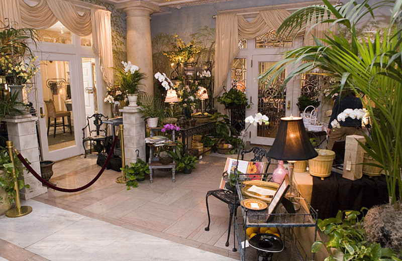 Boutique at The Jefferson Hotel.