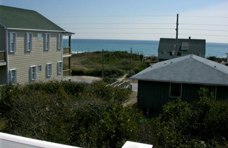 Beach at Island Real Estate. Inc.