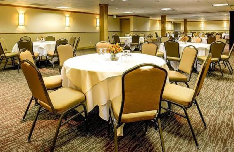 Meeting room at The Charter at Beaver Creek.
