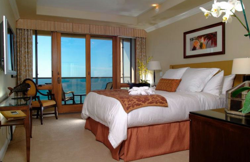 Guest Room at Dolphin Bay Resort