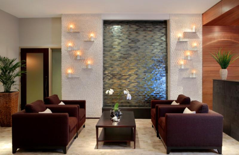 Spa Lobby at The Westin Hilton