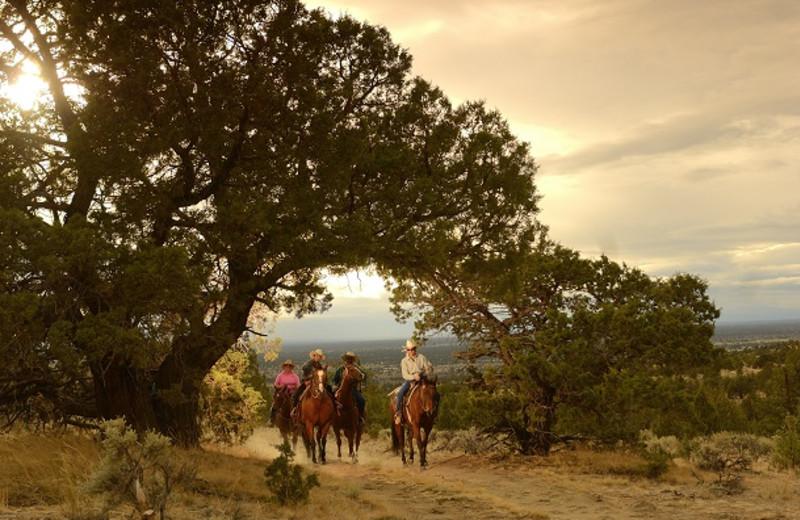 Horseback Riding at Brasada Ranch