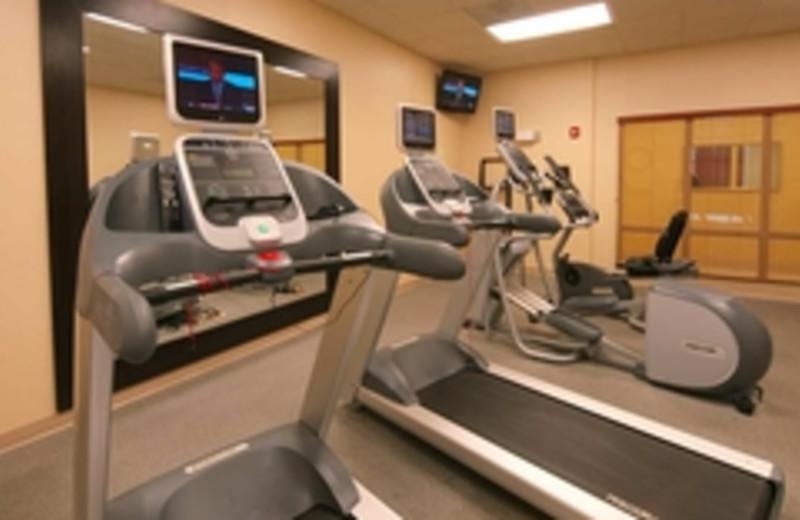 Fitness Center at Hilton Garden Inn Myrtle Beach