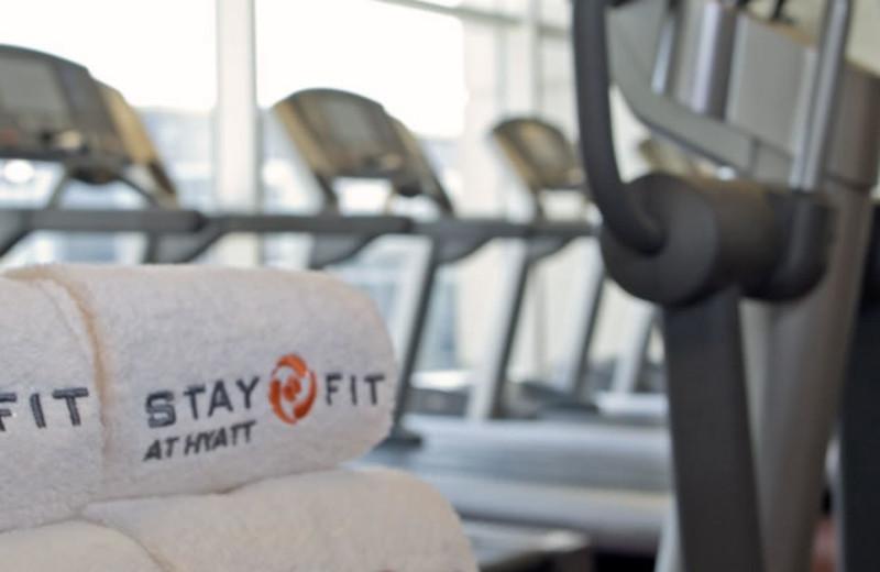 Fitness Center at Hyatt Place Orlando Airport