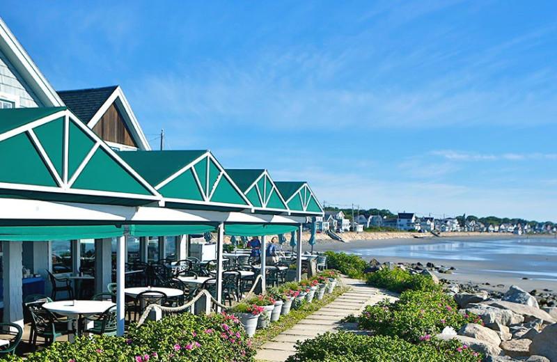 Restaurant at Anchorage Inn.