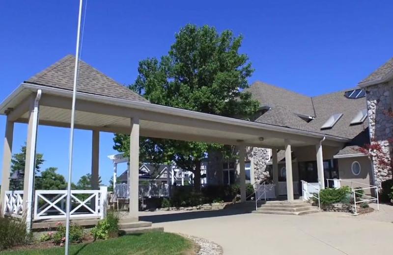 Exterior at Sawmill Creek Golf Resort & Spa.