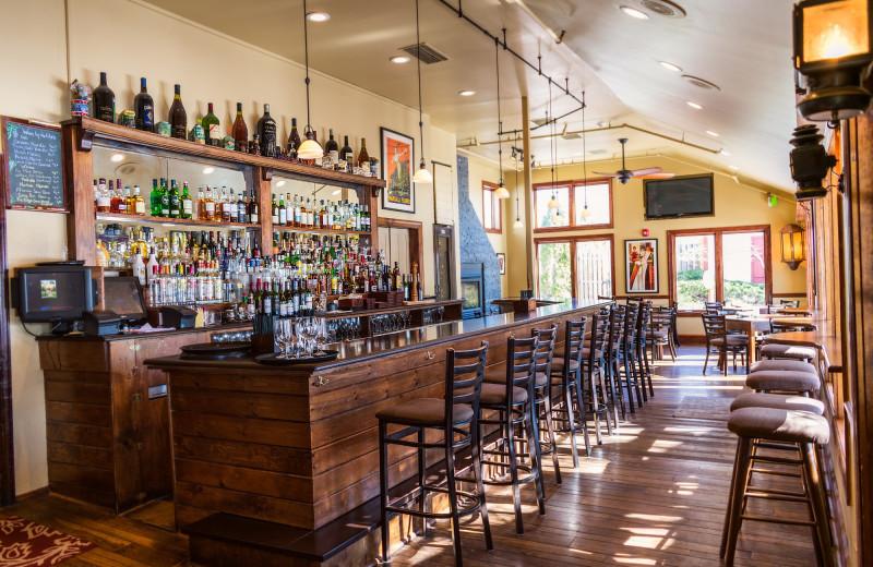 Bar at Joseph Ambler Inn.