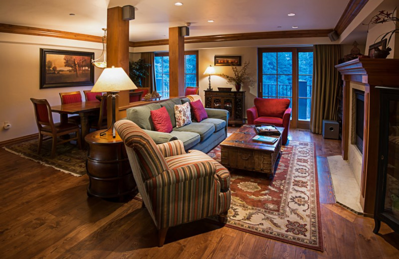 Eaton Suite at Vail Mountain Lodge