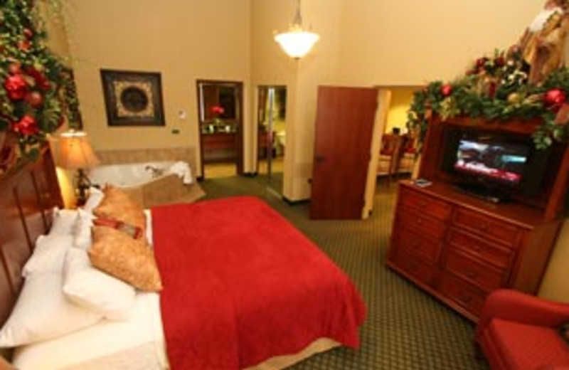 Guest Room at The Inn at Christmas Place