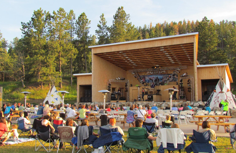 Stage at High Country Guest Ranch.