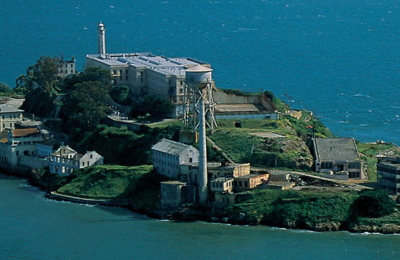 Local Attractions include Alcatraz Island