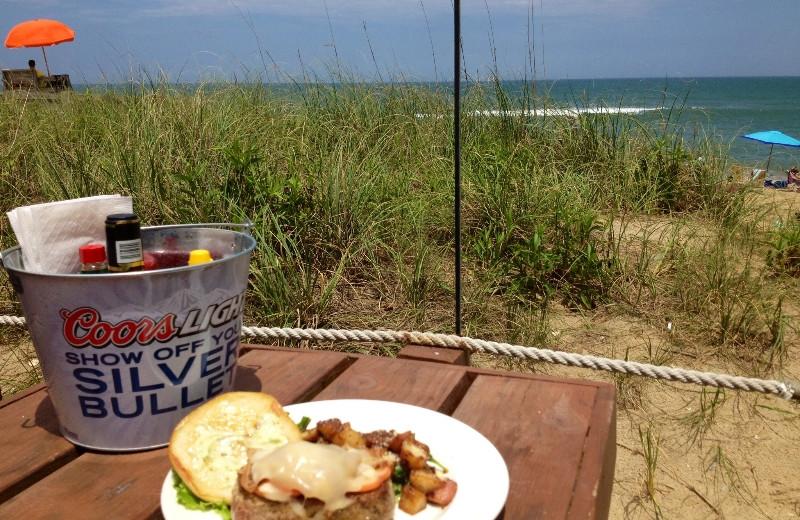 Dining at The Sea Ranch Resort.