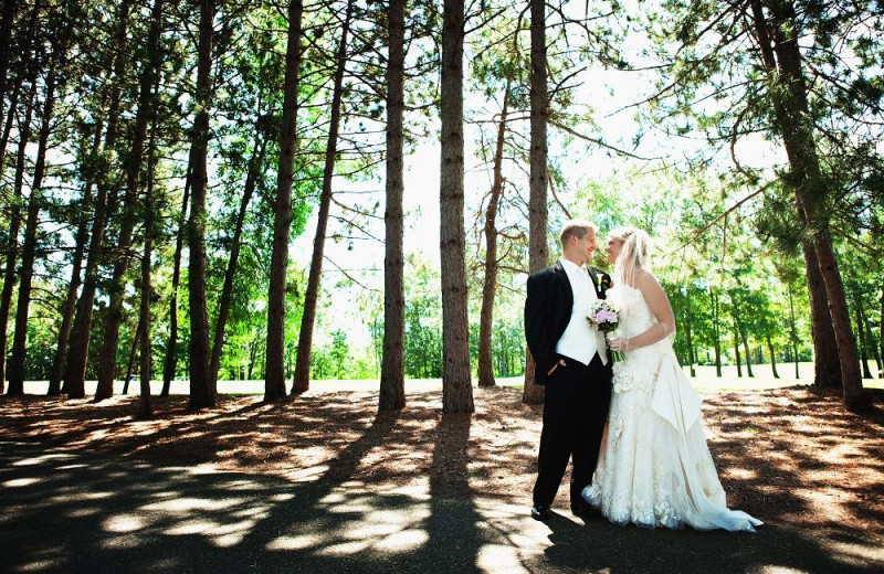 Wedding at Cragun's Resort and Hotel on Gull Lake.