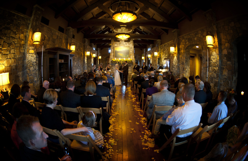 Weddings at Pronghorn Resort - Kimberly Kay