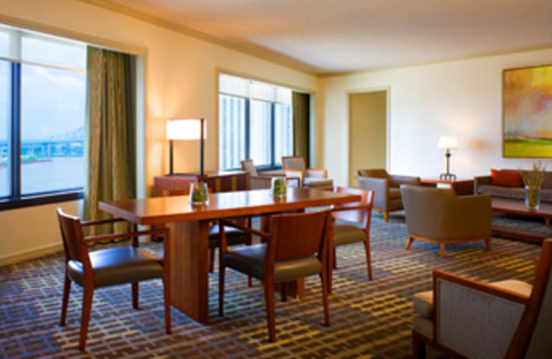Interior View at Westin New Orleans Canal Place