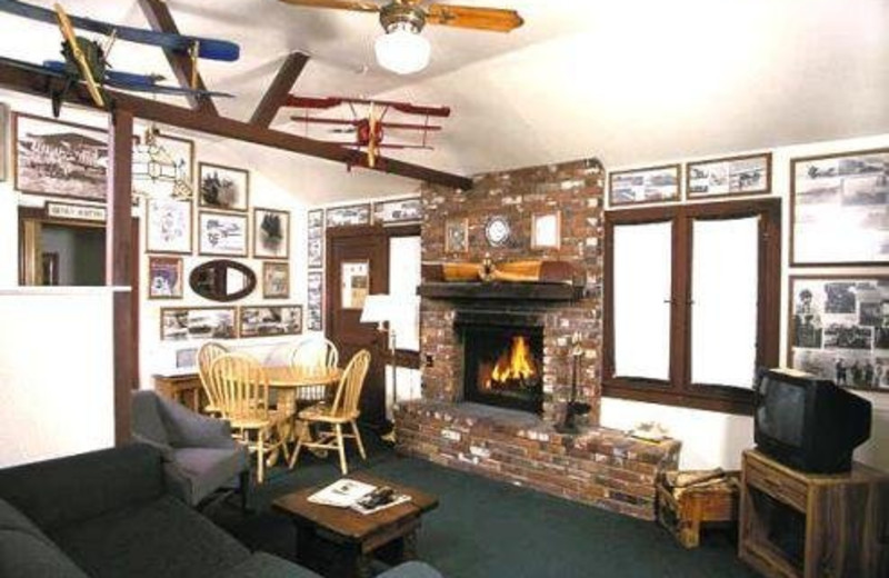 Suite Interior at Brynwood on the River