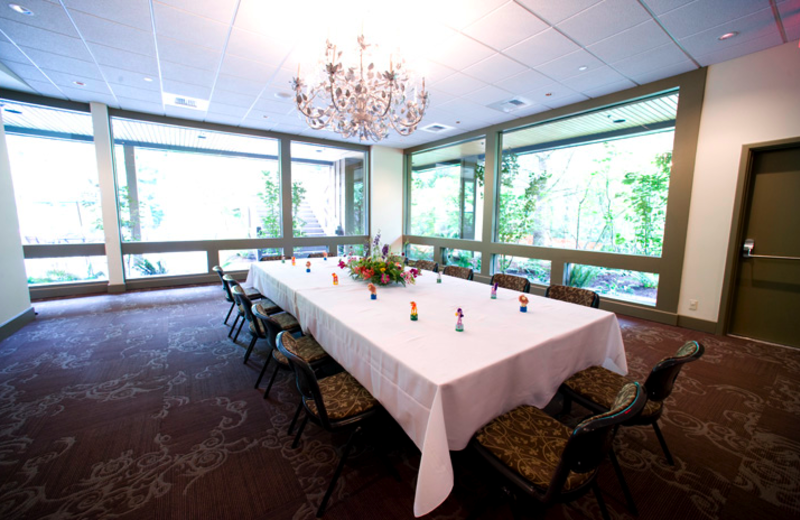 Meeting room at The Resort at the Mountain.