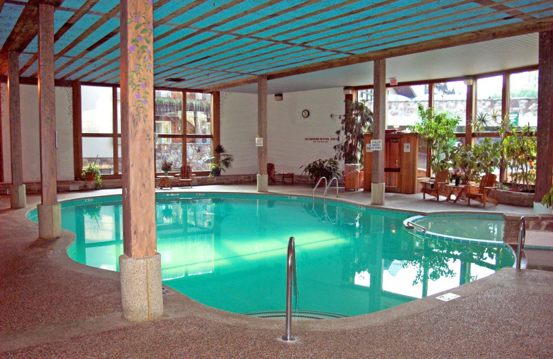 Golden Arrow Indoor Heated Pool + 2 Whirlpool Tubs